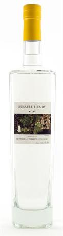 Russell Henry Gin Hawaiian White Ginger